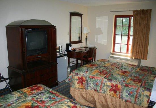 Red Roof Inn Lancaster: Zimmer 316