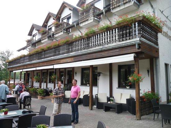 Landhotel Lembergblick: Ansicht
