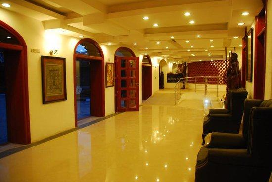 Nairobi Upper Hill Hotel: lobby