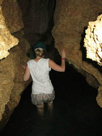 Cantabon Cave : before my camera broke