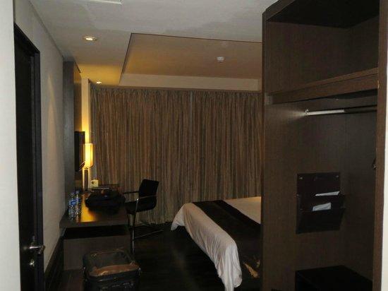 Akmani Hotel: Room