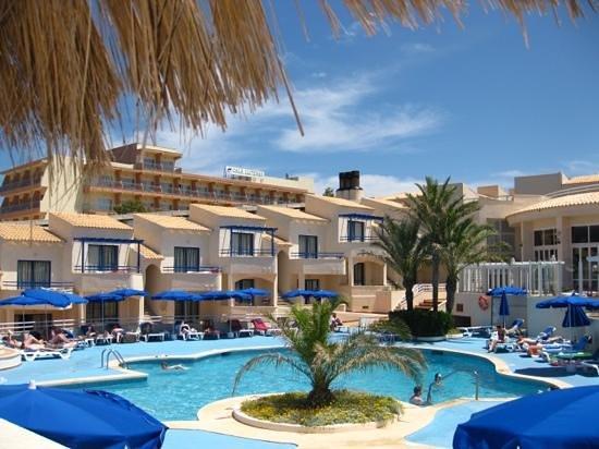 parque nereida suite hotel