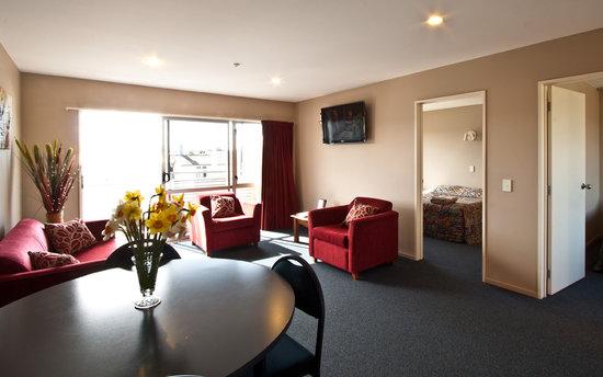 Phoenix Motel: Executive Spa two bedroom Unit 8