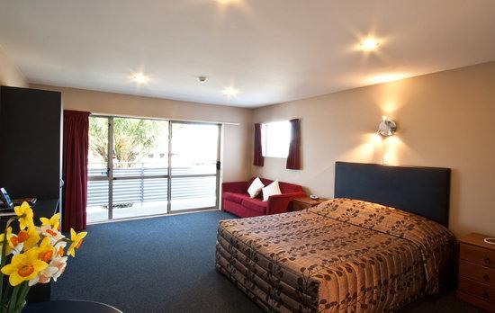 Phoenix Motel: Studio Spa Unit 9