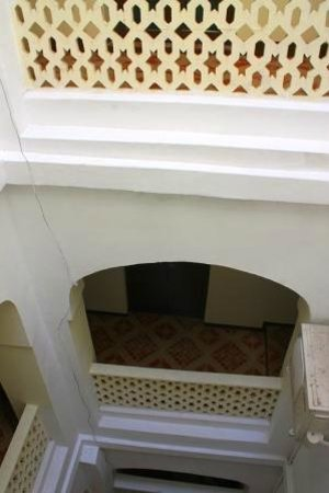 The Rosal Stone Town Hotel : THE ROSA ARCHES ON CORRIDER