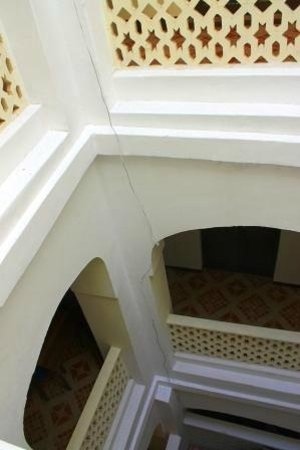 The Rosal Stone Town Hotel : THE ROSAL ARCHES ON CORRIDOR