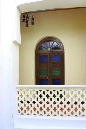 The Rosal Stone Town Hotel : THE ROSAL DOOR TO THE ROOM