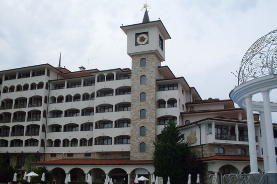 Helena Sands Hotel: The Hotel
