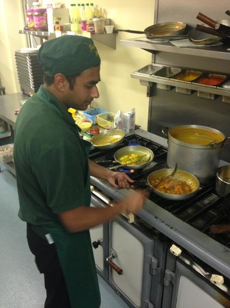 Haques Indian: Where the magic happens