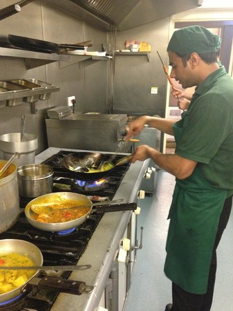 Haques Indian: Everything is Freshly made for you