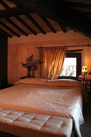 Hotel Porta del Tempo: Camera 8 - La romantica