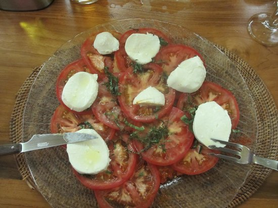 David's: Caprese Salad