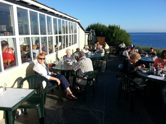 Caunce Head: Furthest south Cafe in UK