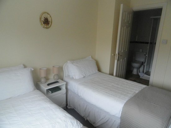 Ryebrook House Bed and Breakfast: Twin room