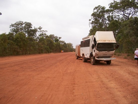 Νησί Thursday, Αυστραλία: Australian Wild Escapes / Frontier Safaris. In Cape York