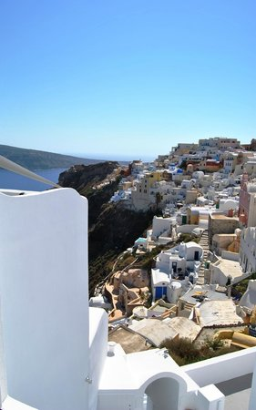 Art Maisons Luxury Santorini Hotels Aspaki & Oia Castle: My dream place