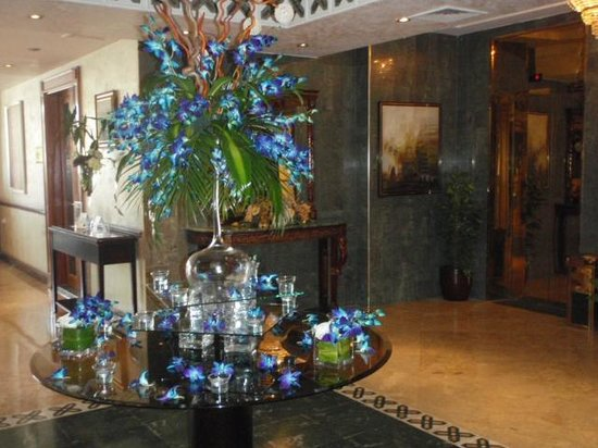 Sadeen Hotel & Suites: Lobby
