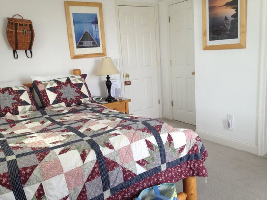 Beacon House Bed and Breakfast: Rm 18 North Island