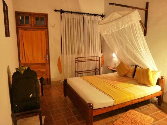 Little Paradise Tourist Guest House and Holiday Home Anuradhapura: the lovely room