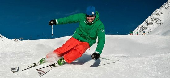 Performance Verbier Ski School