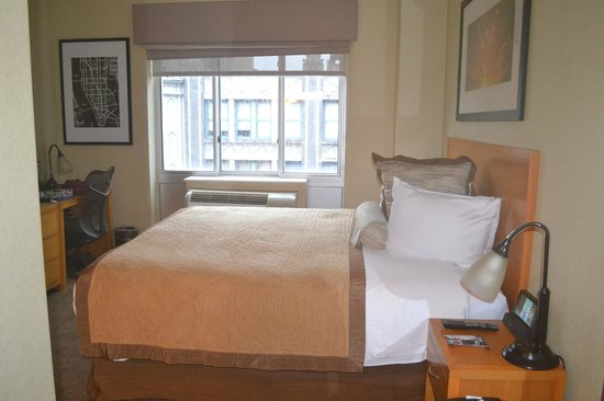 Wyndham Garden Hotel Manhattan, Chelsea West: King Room