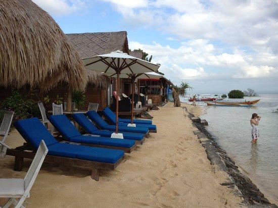Bali Diving Academy Lembongan: The view along the mangroves