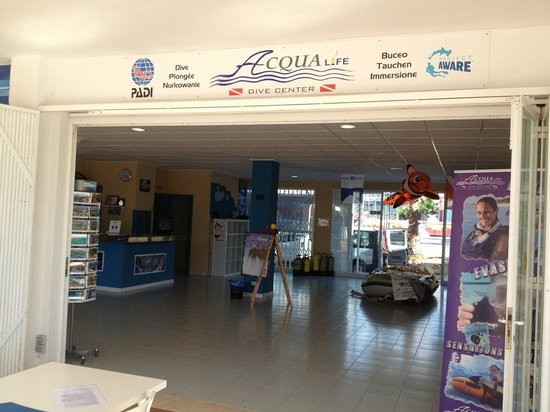 Calas de Majorca, Espagne : ACQUA LIFE DIVE CENTER