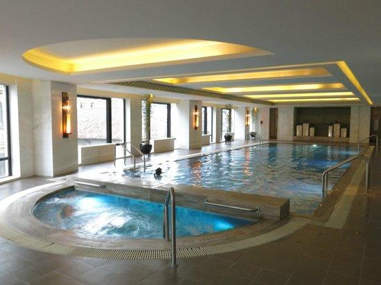 Pool Picture Of Waldorf Astoria Shanghai On The Bund Shanghai Tripadvisor