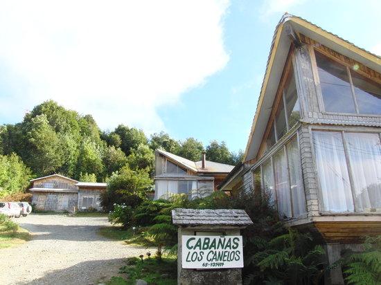 Chaitén, Chile: Cabanas los Canelos