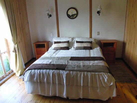 Cabanas Los Canelos: Zimmer/Haupthaus