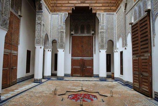 Hotel & Spa Riad Dar Bensouda: Patio Dar Bensouda