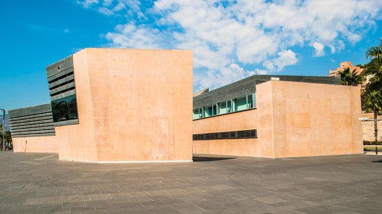 Museo Nacional de Arqueología Subacuática: Exterior