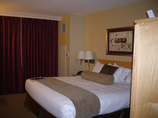 Stratosphere Hotel, Casino and Tower: chambre