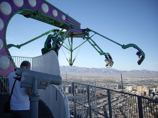 Stratosphere Hotel, Casino and Tower: attraction