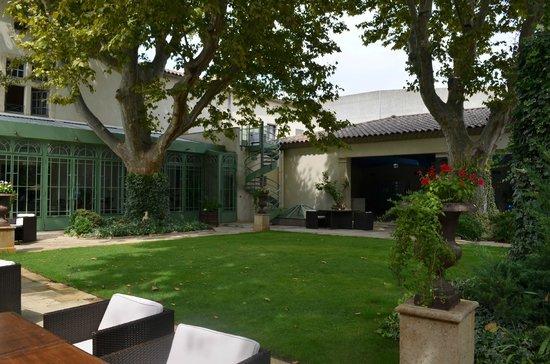 Villa Mazarin : Hotel Gardens