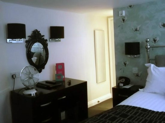 Harington's City Hotel: Habitación