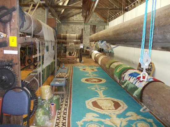 Maritime & Heritage Visitor Centre : Donegal Carpets