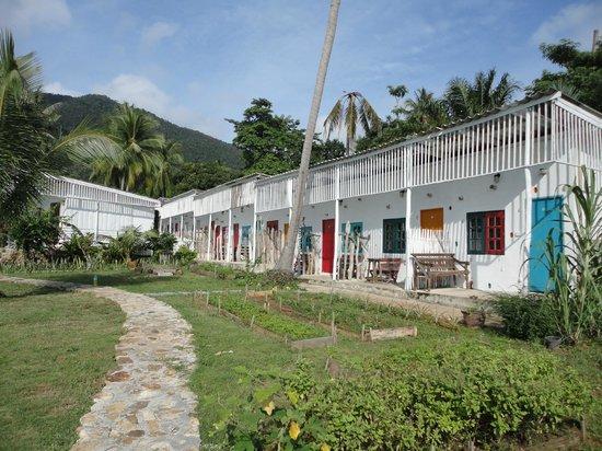 Elephant Bay Resort: Bungalows