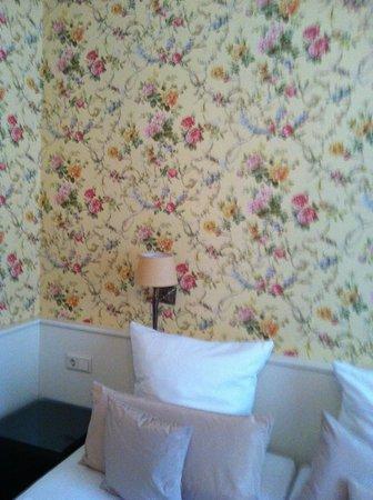 Hotel Domspitzen: the room