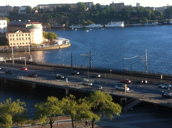 Sheraton Stockholm Hotel: Room with a view