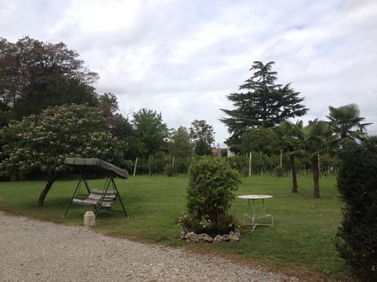 Pradamano, Italy: atrio