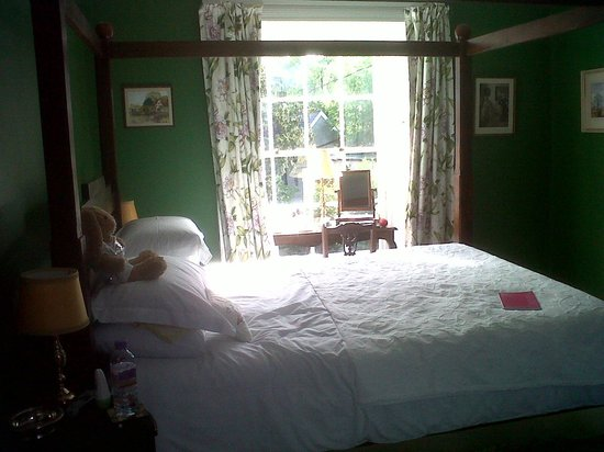 Plas Gwyn B&B & Cottage: Bedroom