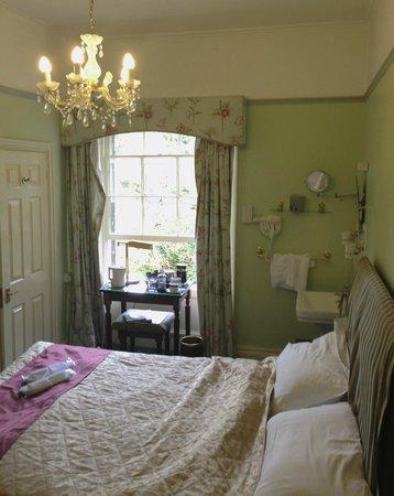 Bailbrook Lodge: Room view
