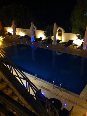 Palazzo Rosenthal: Pool