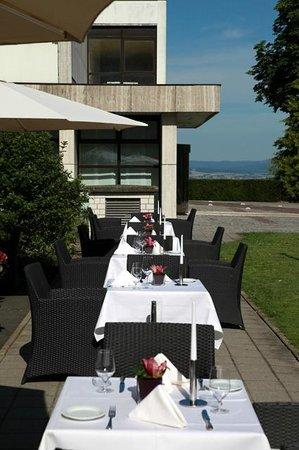 Terrasse fotografa de Schlosshotel Bad Wilhelmshoehe
