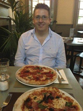 Strada - Bath: Pizza main courses
