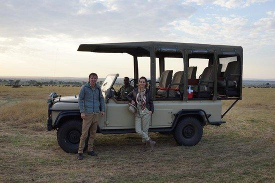 Olakira Camp, Asilia Africa: Safari