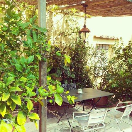 Casa D'Anna: Rooftop Terrace