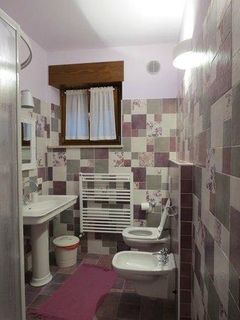 B&B Bianconiglio: Bathroom