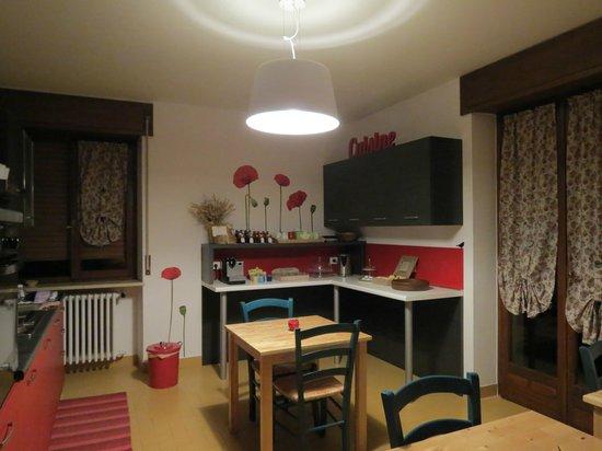B&B Bianconiglio: Kitchen